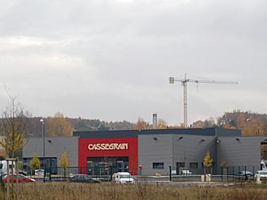 2009 cassegrain